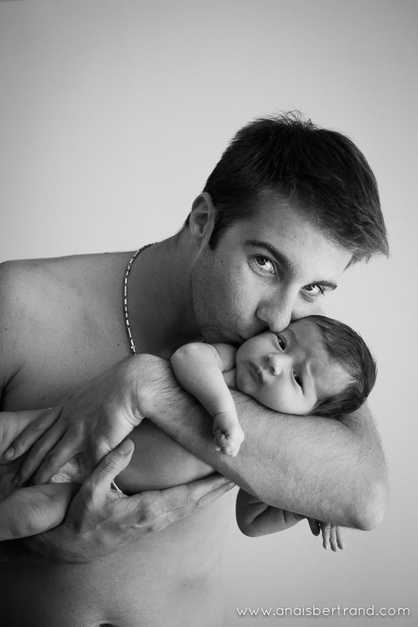 Photo séance naissance - Toulouse - Anaïs Bertrand