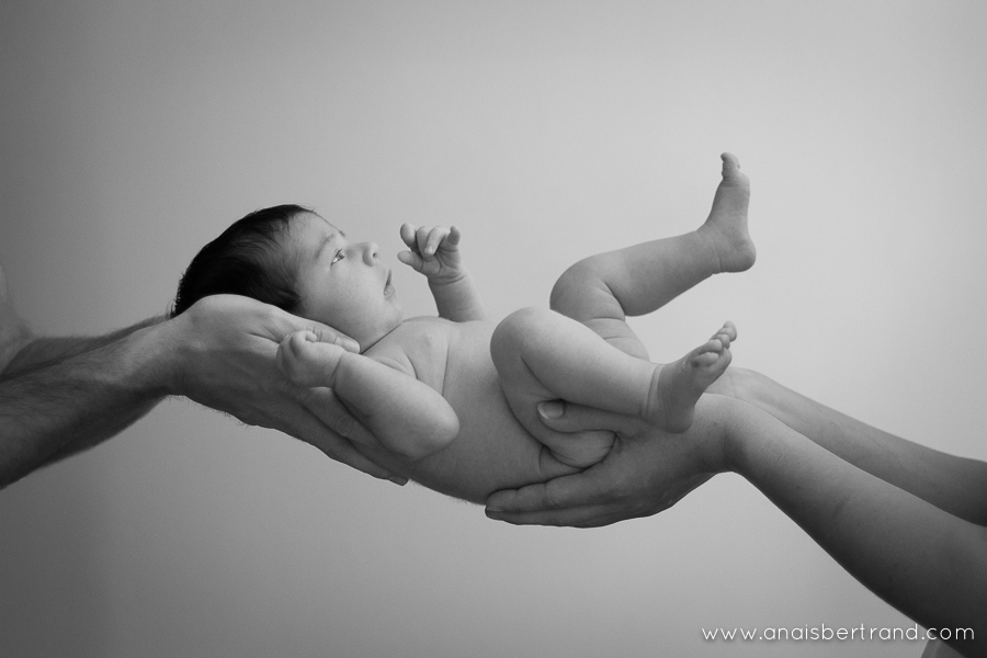 Séance photo nouveau-né - Toulouse - Anaïs Bertrand