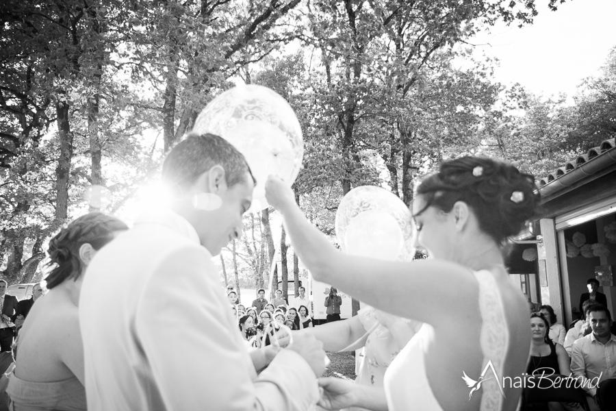 photo mariage, Anais Bertrand photographe mariage et famille, Toulouse, ceremonie laique