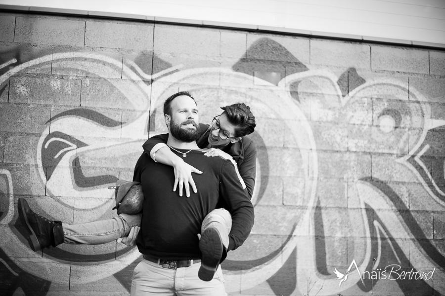 séance couple fête-foraine, love session, Anaïs Bertrand photographe mariage et famille, Toulouse