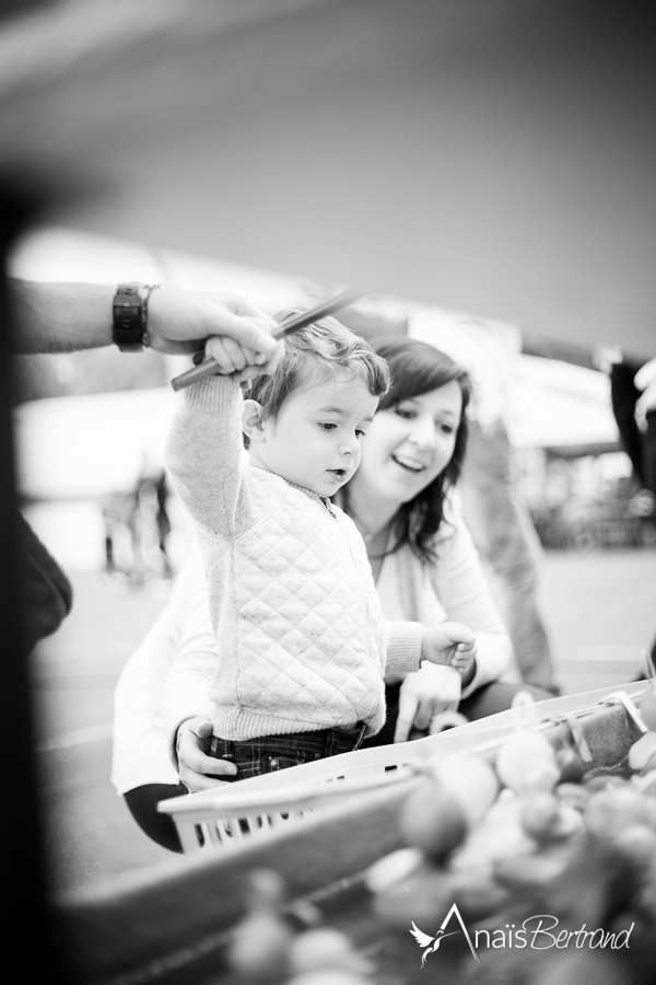 Seance photo famille fete-foraine, Toulouse, Anaïs Bertrand photographe famille, enfant
