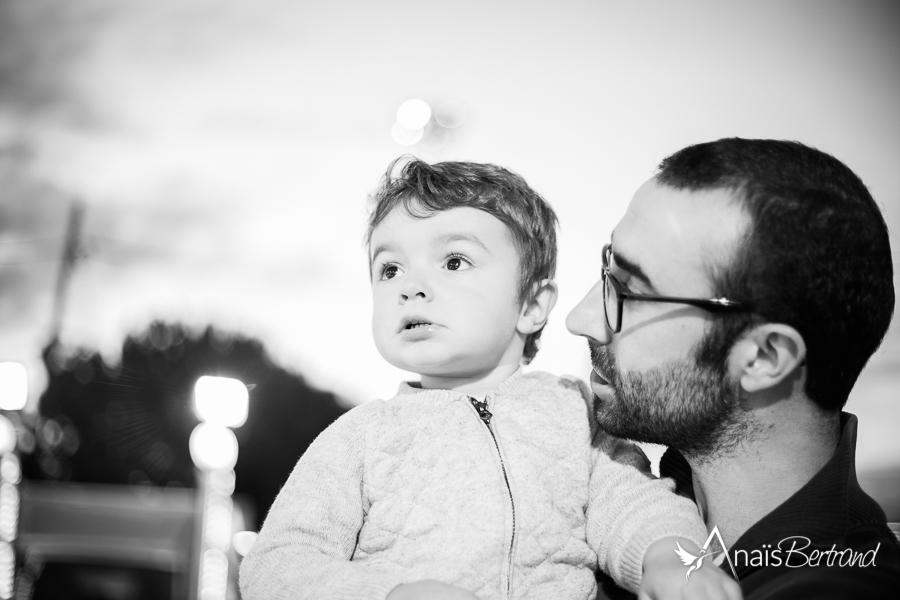 Séance fête-foraine, Toulouse, Anaïs Bertrand photographe famille