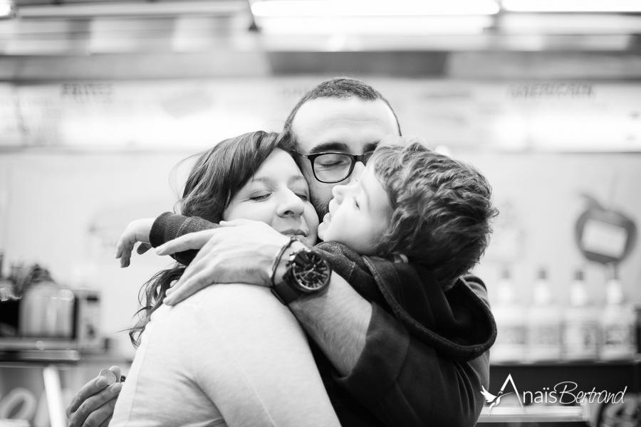séance lifestyle en famille, toulouse, Anaïs Bertrand photographe famille