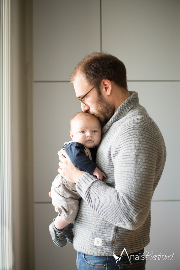 séance naissance Toulouse, Anaïs Bertrand photographe naissance et famille