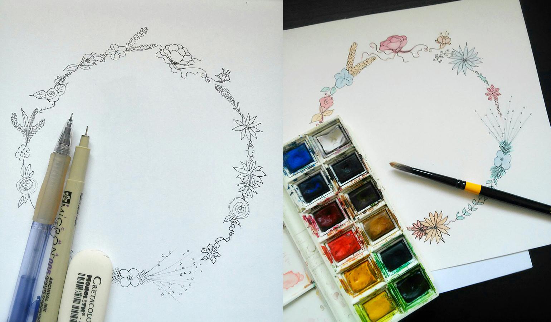 couronnes-de-fleurs_croquis_anais-bertrand